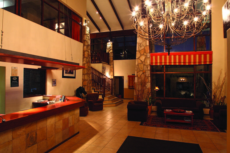 Lobby Gooderson Drakensberg Gardens Golf & Spa Resort