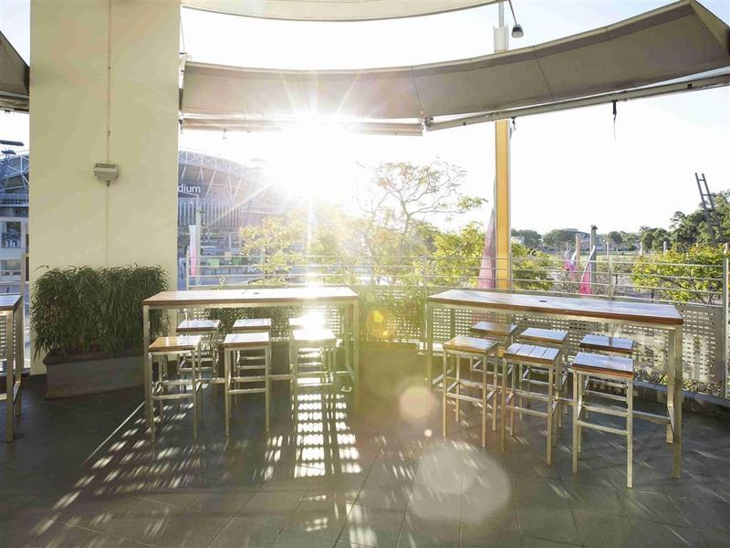 Restaurant Novotel Sydney Olympic Park