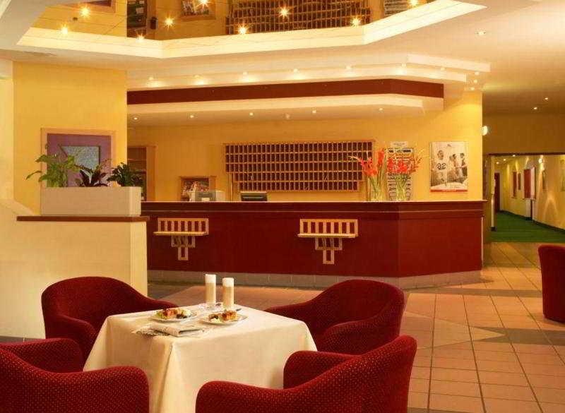 Lobby Sporthotel Fontana