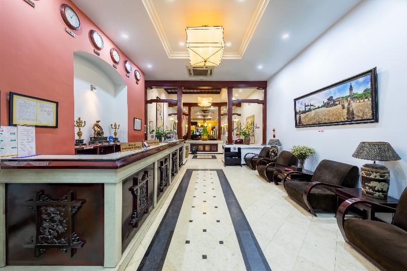 Lobby La Dolce Vita Hotel Private Enterprise