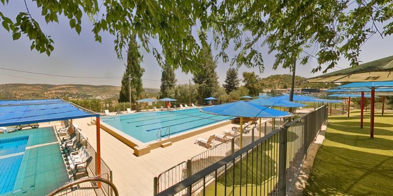 Tzuba Hotel - Pool - 13