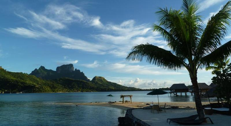 General view Sofitel Bora Bora Private Island