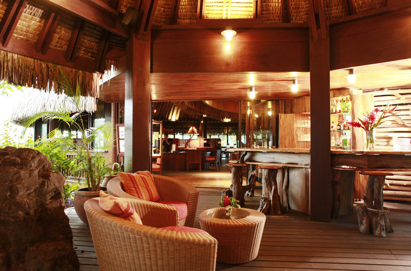 Bar Sofitel Bora Bora Private Island