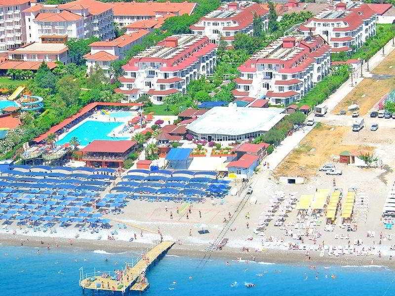 Sailors Beach Club Hotel In Kemer