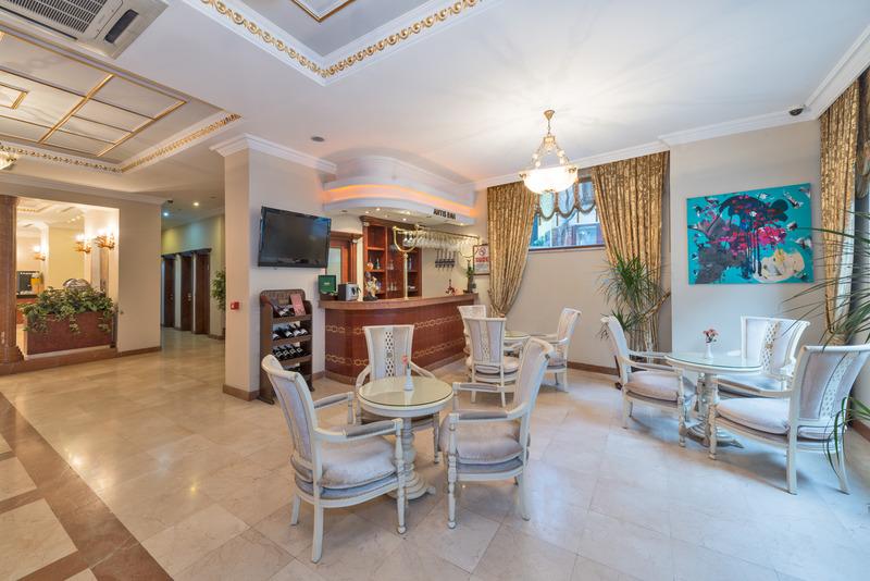 Lobby Antis Hotel Special Class