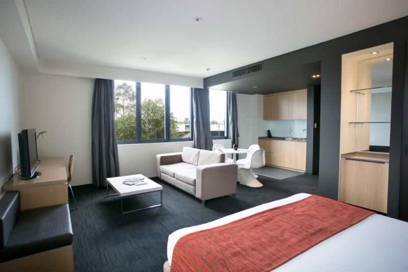 Room Alpha Hotel Eastern Creek