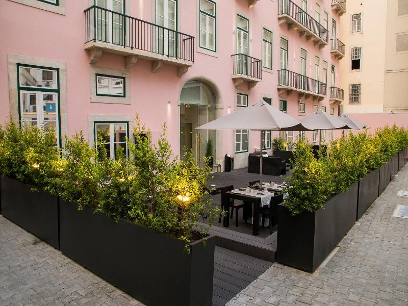Terrace Portugal Boutique Hotel