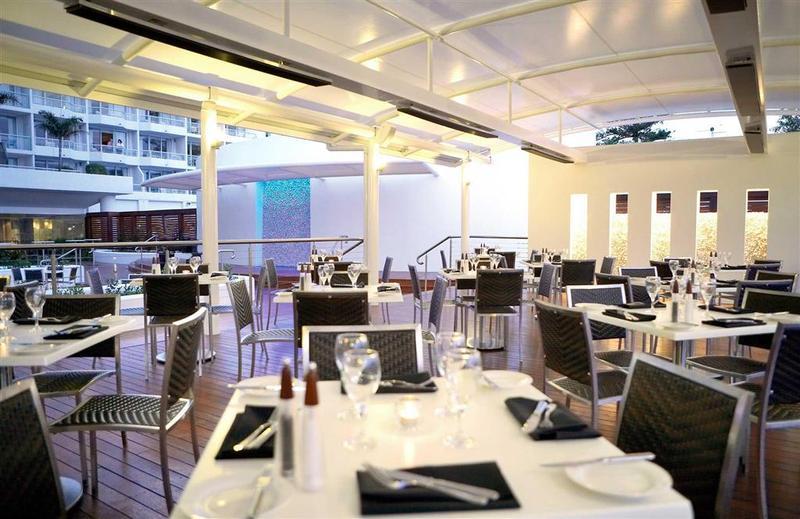 Restaurant Novotel Brighton Beach