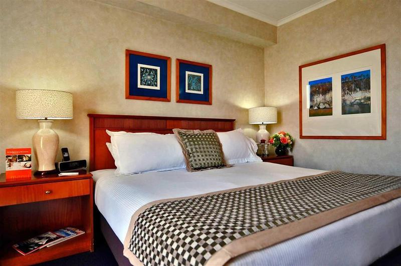 Room Novotel Brighton Beach