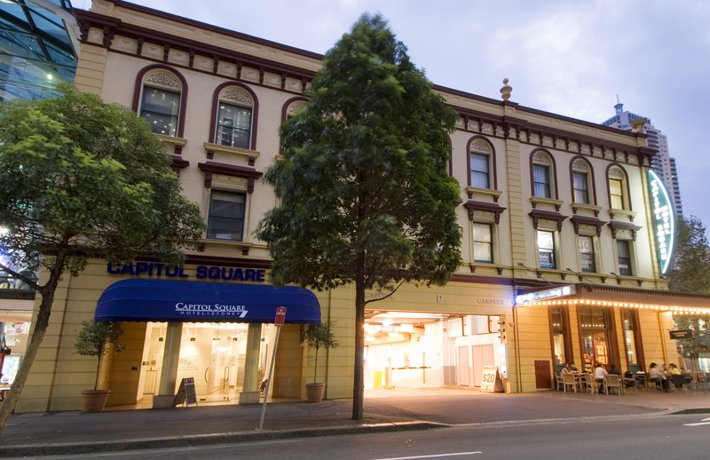 General view Capitol Square Hotel Sydney
