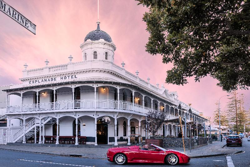 General view Esplanade Hotel Fremantle - By Rydges