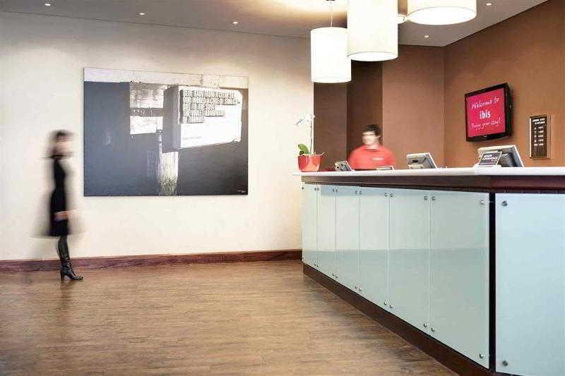 Lobby Ibis Wellington
