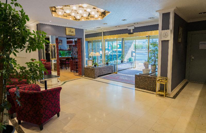 Lobby First Euroflat Hotel