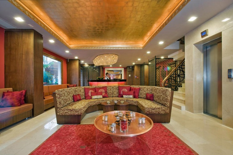Lobby Ferman Hotel