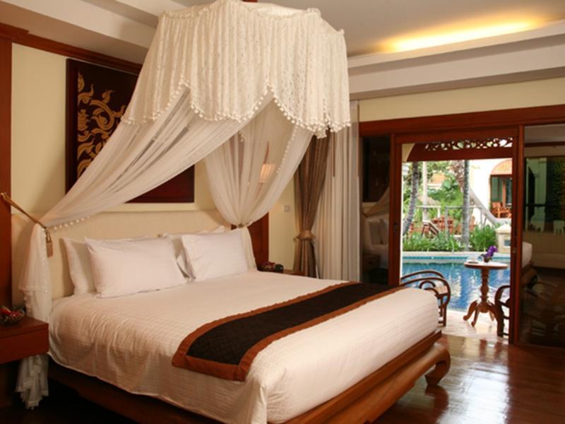 General view Khum Phaya Resort&spa Centara Boutique Collection