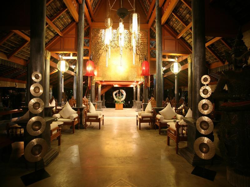 Lobby Khum Phaya Resort&spa Centara Boutique Collection