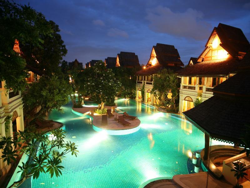 Pool Khum Phaya Resort&spa Centara Boutique Collection