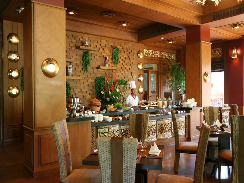 Restaurant Khum Phaya Resort&spa Centara Boutique Collection