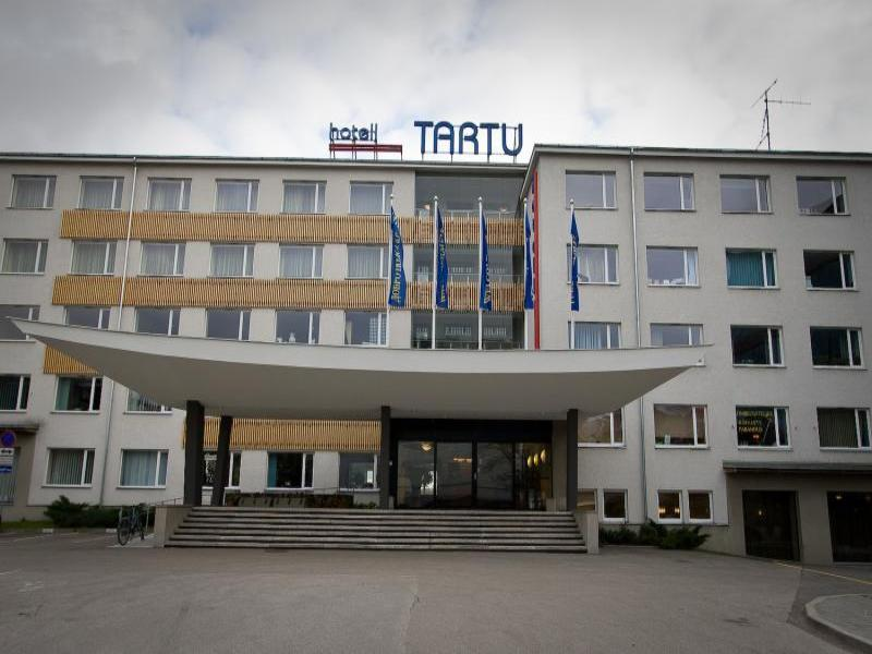 General view Tartu Hotel
