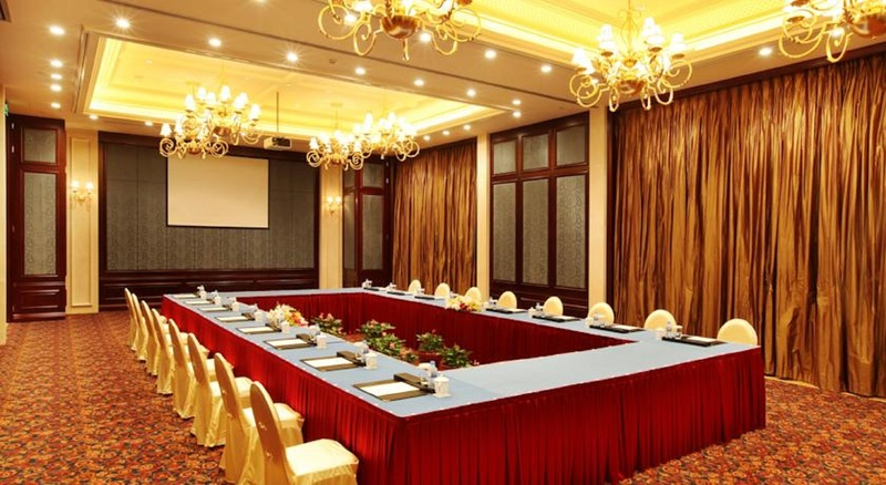 Conferences Grand Central Hotel Shanghai