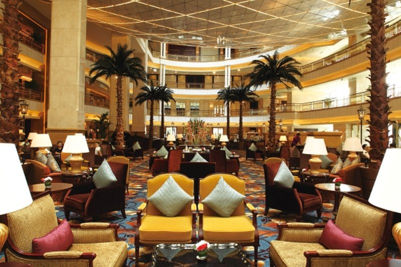 Lobby Grand Central Hotel Shanghai