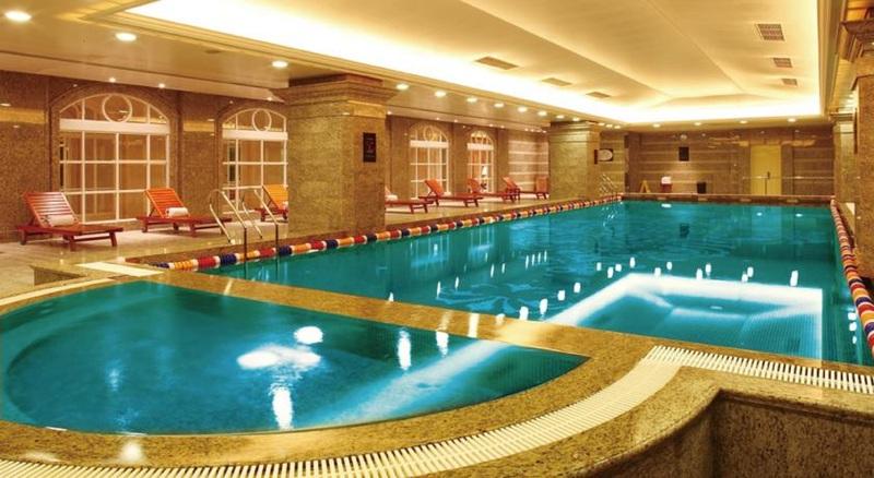 Pool Grand Central Hotel Shanghai