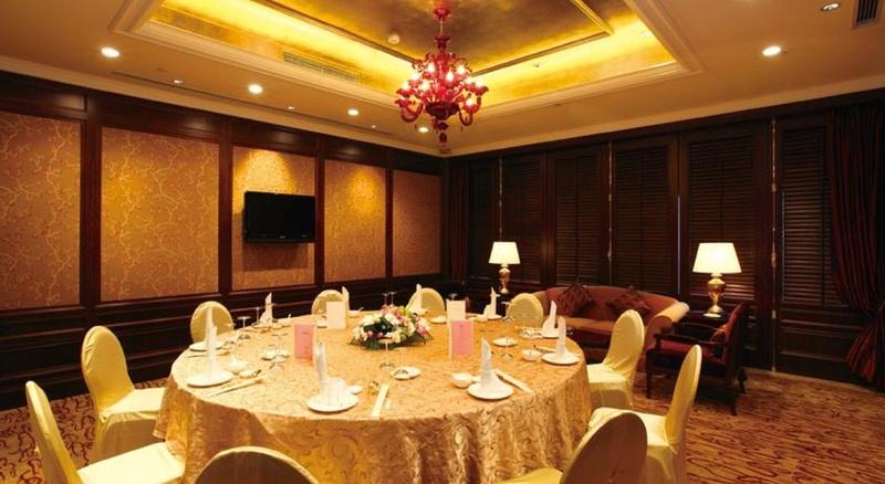 Restaurant Grand Central Hotel Shanghai