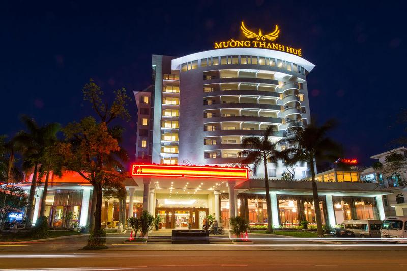 General view Muong Thanh Holiday Hue Hotel
