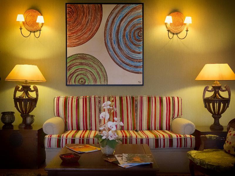 Lobby Vila Sao Vicente Boutique Hotel
