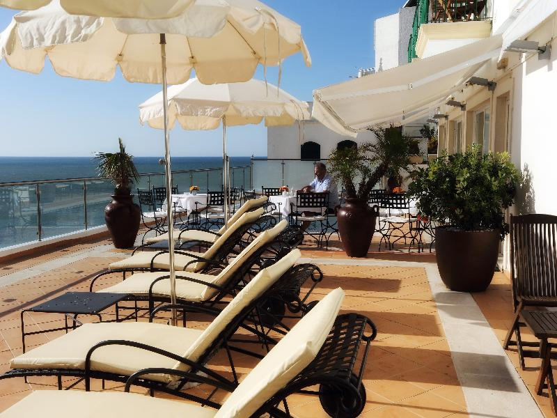 Terrace Vila Sao Vicente Boutique Hotel
