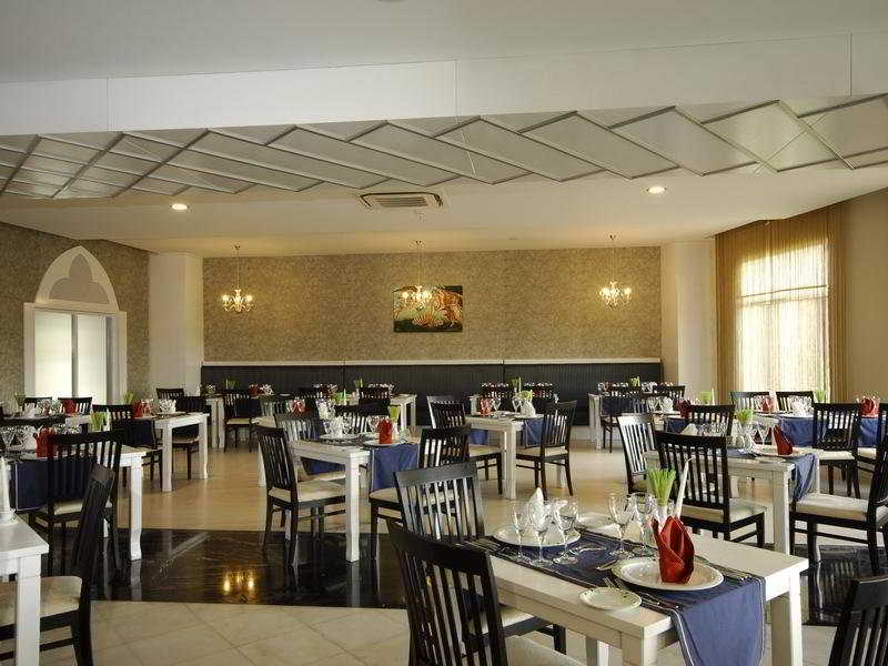 Restaurant Seaden Sea World Resort&spa