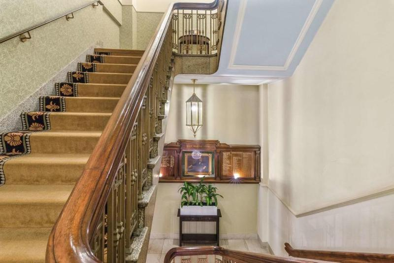Lobby Castlereagh Boutique Hotel