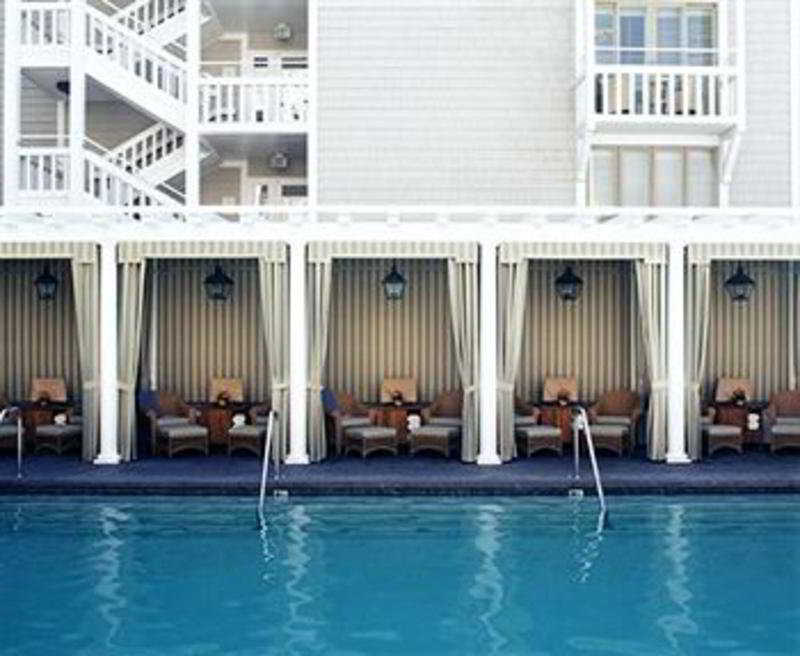 Pool Shutters On The Beach