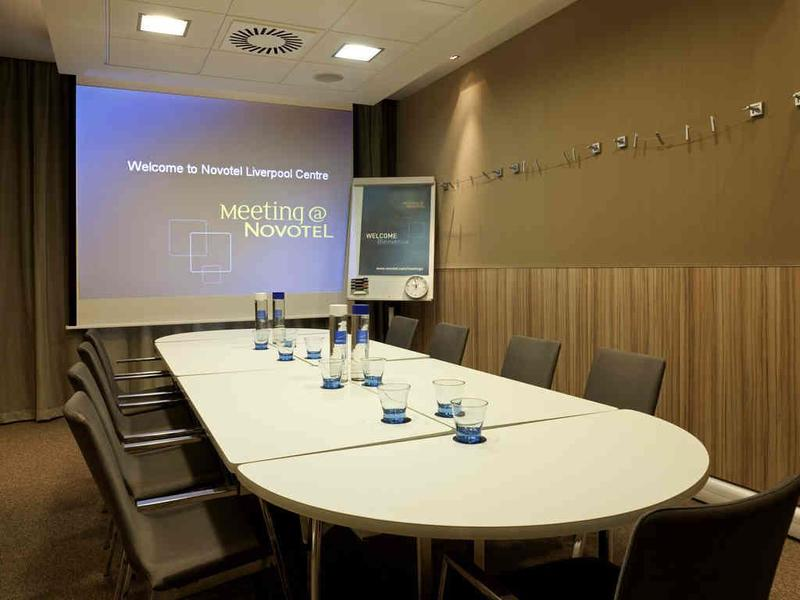 Conferences Novotel Liverpool Centre