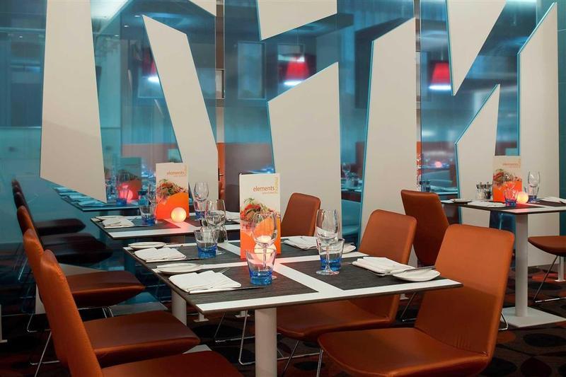 Restaurant Novotel Liverpool Centre