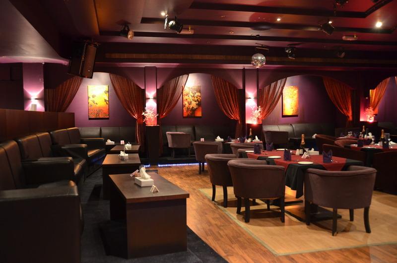 Bar Pars International Hotel