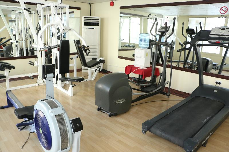 Sports and Entertainment Pars International Hotel