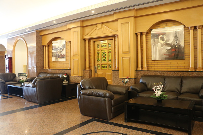 Lobby Pars International Hotel