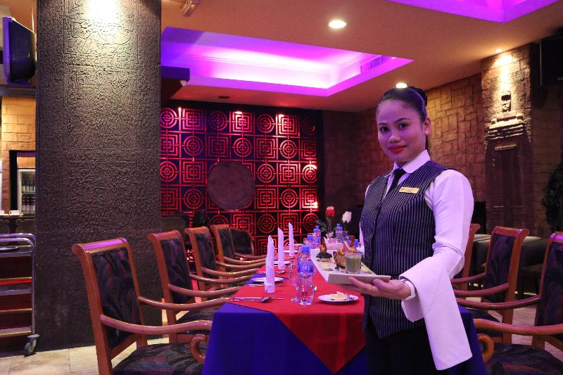 Restaurant Pars International Hotel