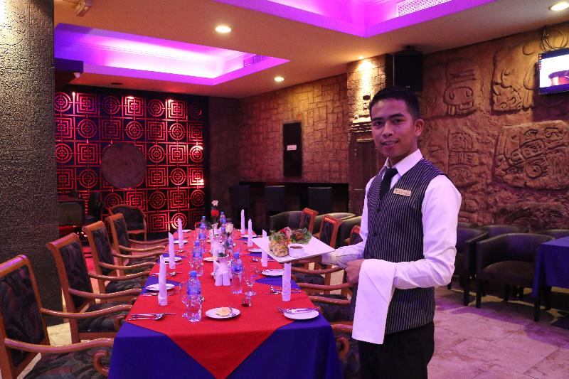 Restaurant Pars International Hotel