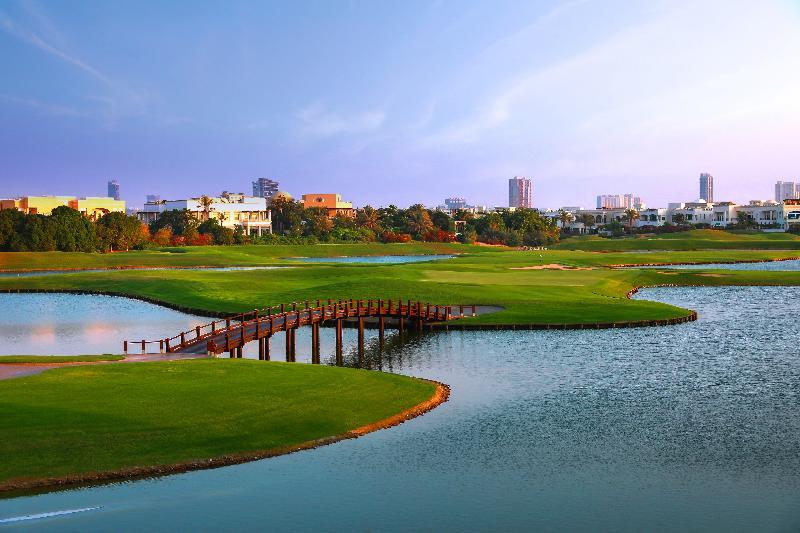 Sports and Entertainment Address Montgomerie Dubai