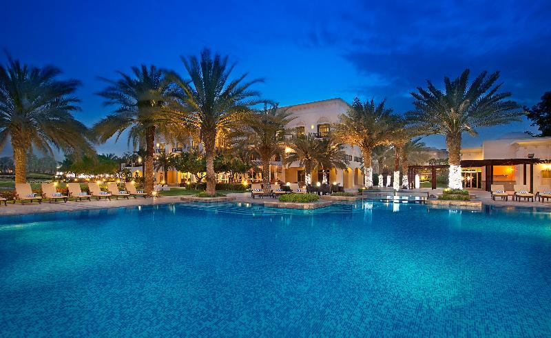 Pool Address Montgomerie Dubai