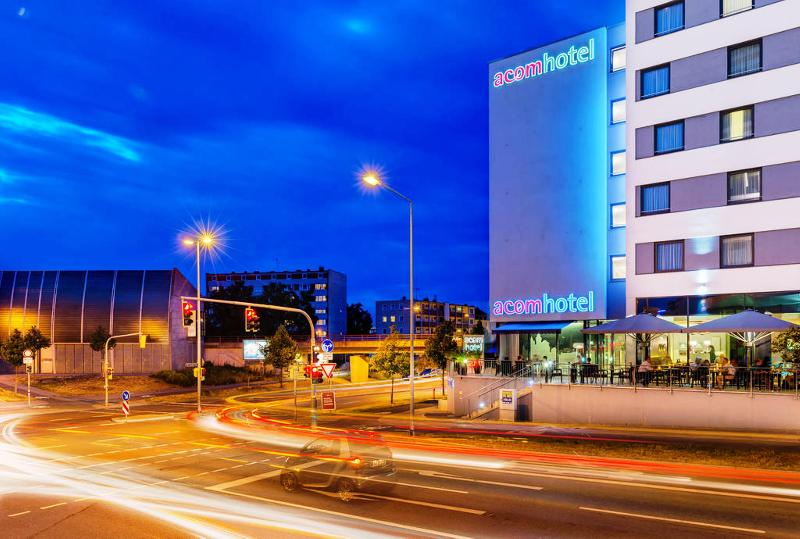 General view Acom Hotel Nürnberg