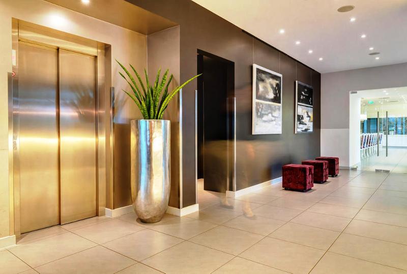 Lobby Acom Hotel Nürnberg
