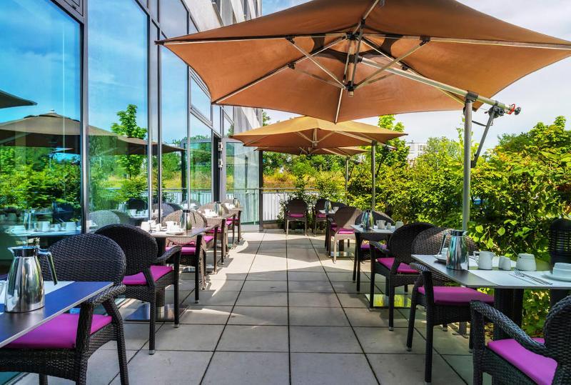 Terrace Acom Hotel Nürnberg