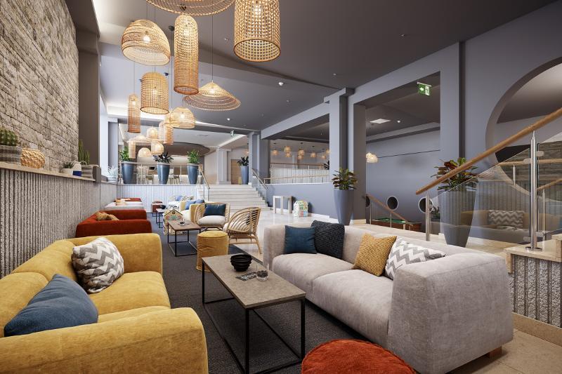 Bar Rubin Sunny Hotel By Valamar