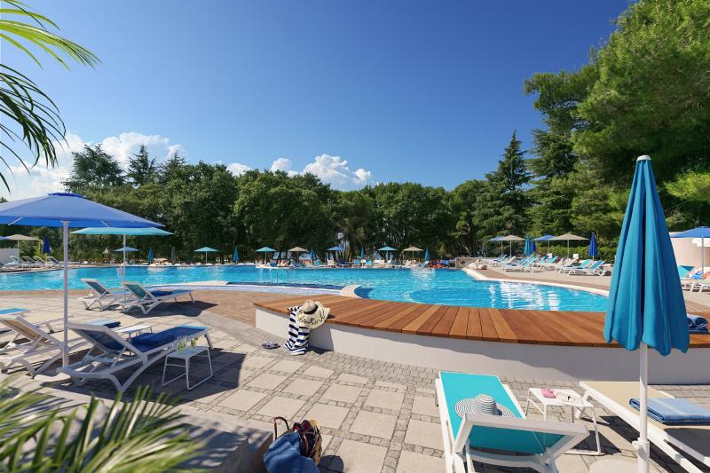 Pool Rubin Sunny Hotel By Valamar