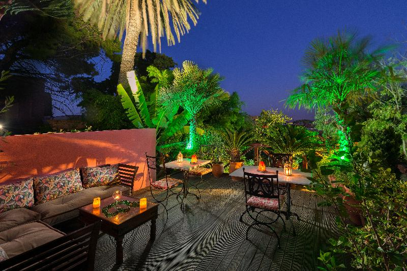 Nikos - Takis Fasion Hotel - Terrace - 11