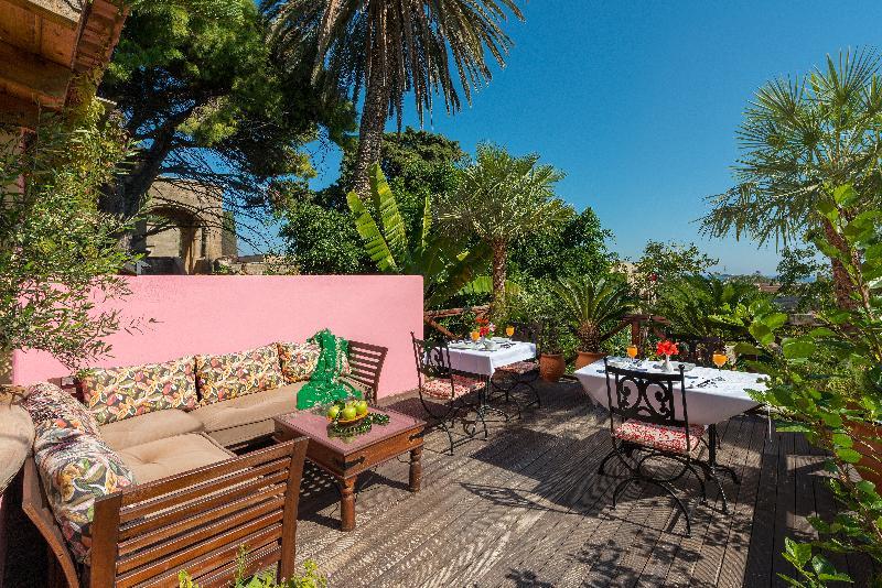 Nikos - Takis Fasion Hotel - Terrace - 10