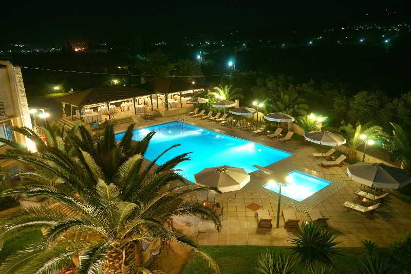 Pool Apollo Resort Art